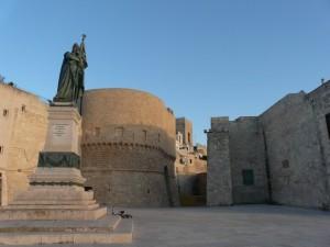 Otranto - Piazza della repubblica