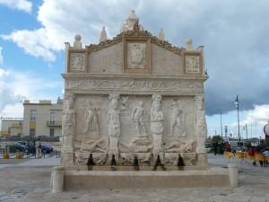 Gallipoli - fontána