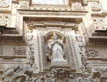 Gallipoli - katedrála sv. Agáty